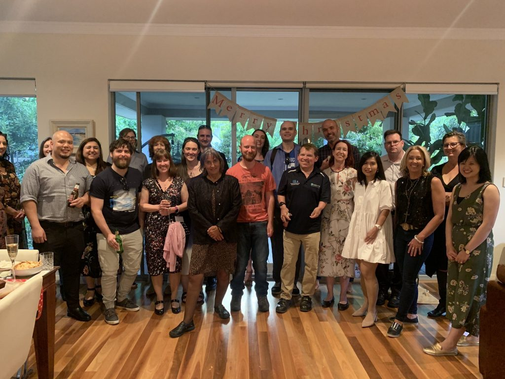 Members of the Curtin Autism Research Group 2020